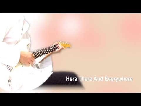 Here There And Everywhere - The Beatles karaoke cover
