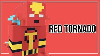 Minecraft | How to Build the Red Tornado