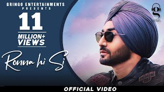 Ronna Hi Si | Ranjit Bawa | Pendu Boyz | D Harp | Latest Punjabi Songs 2021 | New Songs 2021