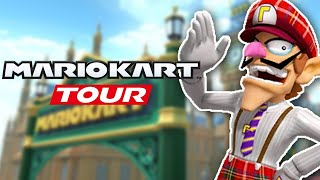 Mario Kart Tour - Part 25: F2P ALL LONDON TOUR CUPS! | London Tour (Android & IOS)