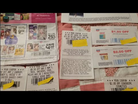different types of RiteAid coupons & how they work together