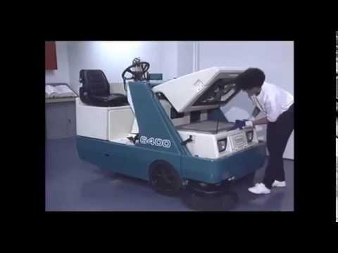 Full download alltech sweepers tennant 6400 medium ride for Floor operator