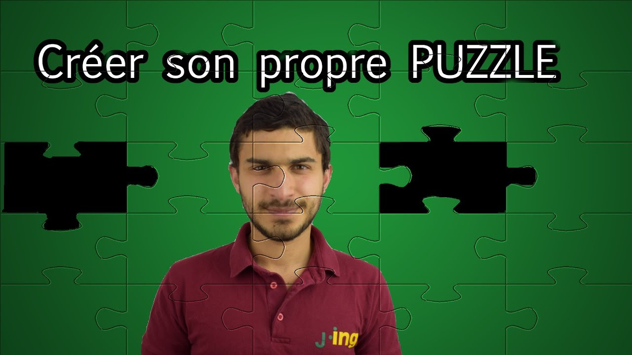 comment cr u00e9er son propre puzzle