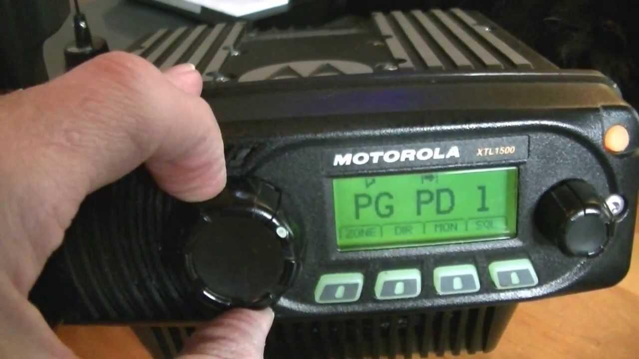 maxresdefault motorola xtl1500 mobile two way digital radio unit, powered up motorola xtl 1500 wiring diagram at gsmx.co
