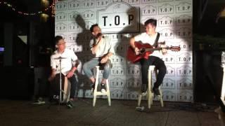 (Acoustic cover) Thất tình - Hữu Nghĩa, Thành Lộc, Hậu Nguyễn at The TOP