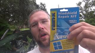 RainX Windshield Repair KIT