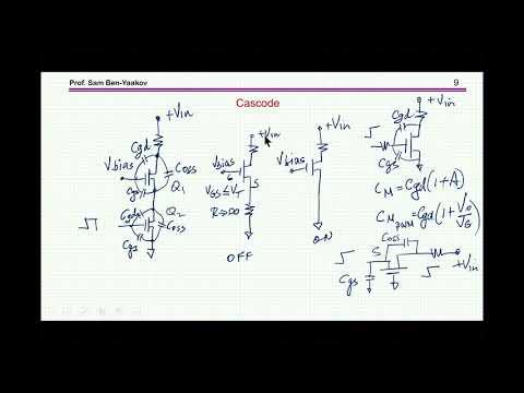 GaN transistors in power electronics applications:  Part I. General View