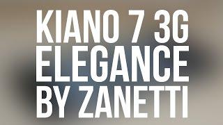 Kiano Elegance 7 3G by Zanetti - wideo test i recenzja | techManiaK.pl