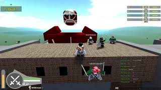 Roblox Attack on titan titan 60m OMG!