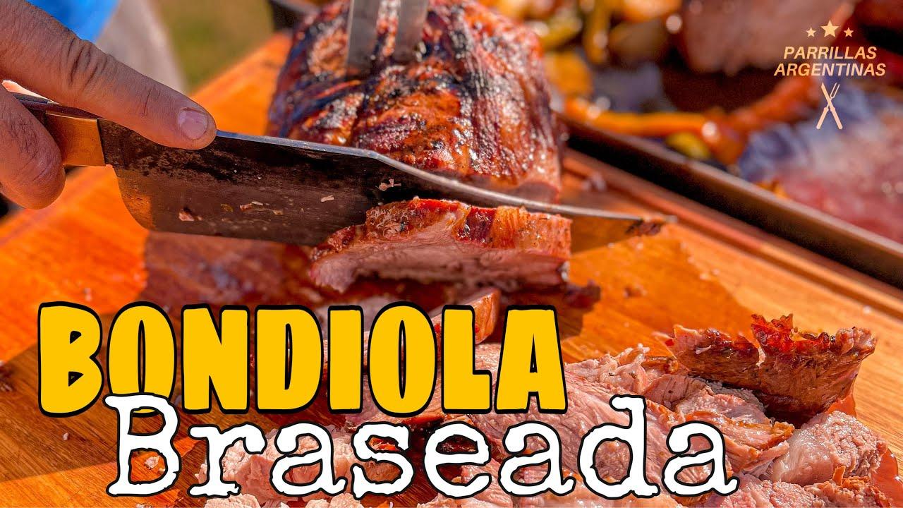Bondiola BRASEADA | #Short | Parrillas Argentinas.