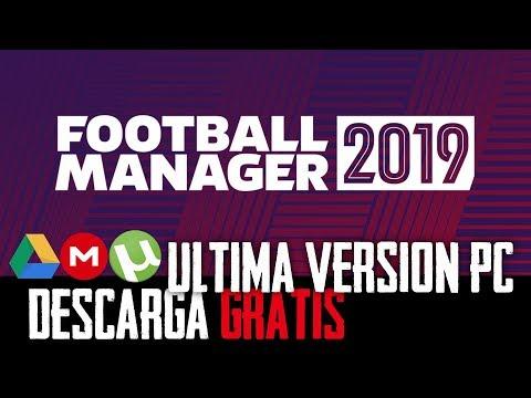 Descargar Football Manager