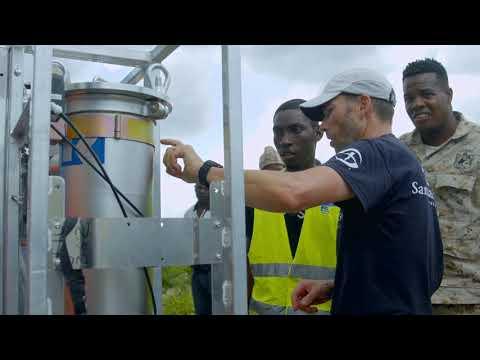Providing Clean Water in Haiti