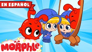 Morphle en Español | Morphle y el mundo espejo | Caricaturas para Niños | Caricaturas en Español