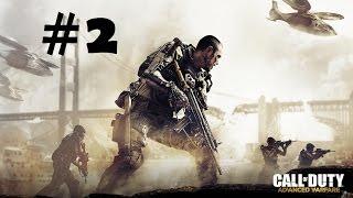Call of Duty Advanced Warfare: #2 Имитация. Прохождение без комментариев