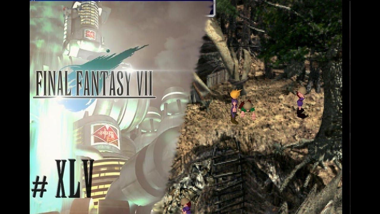Final Fantasy 7 • #045 Auf der Suche nach der Mondharfe • Let's Play • PC
