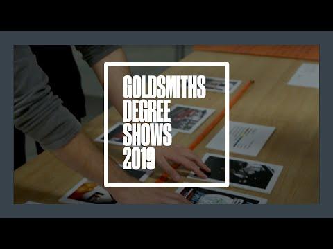 Goldsmiths Degree Shows 2019: Design
