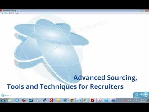Advanced Internet Sourcing for Recruiters