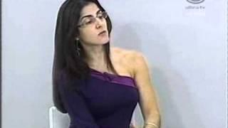 Dra. Patrícia Santafé - Diabetes (entrevista Ulbra TV)