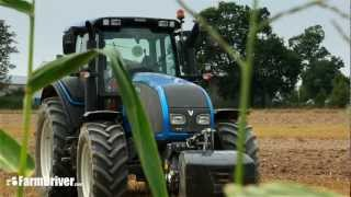 Tractor - Valtra T133
