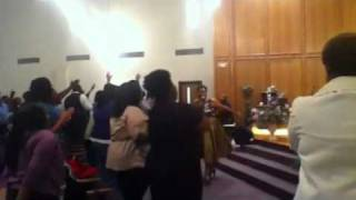 Part Three Wiley College Homecoming Prasie Break with Lecresia Campbell