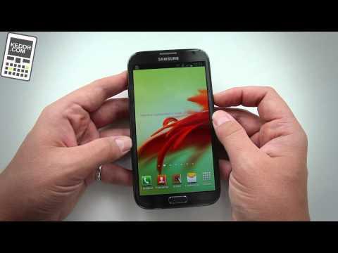 Samsung Galaxy Note 2 - Unboxing и первые впечатления
