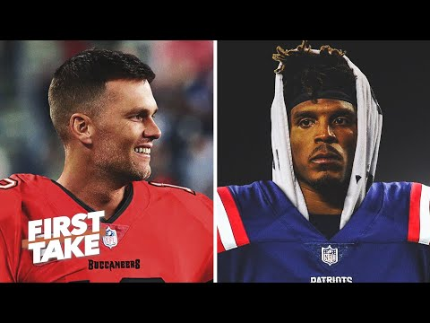Tom Brady or Cam Newton: Which QB will go further this season? | First Take