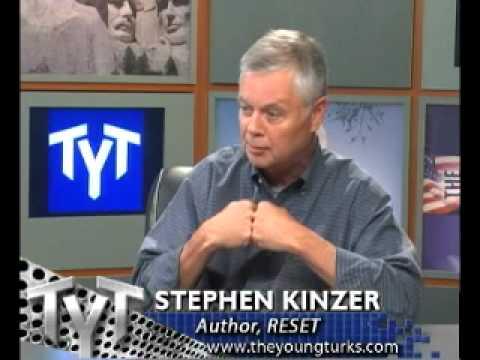 Iran, Turkey & America's Future w/ Author Stephen Kinzer