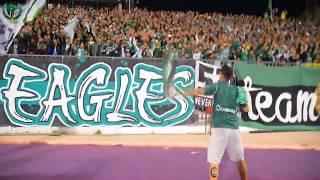 ماتش المصرى البورسعيدي VS جرين بافلوز Ultras Green Eagles