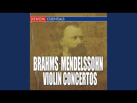 Violin Concerto In D Major Op. 77 - Allegro Non Troppo