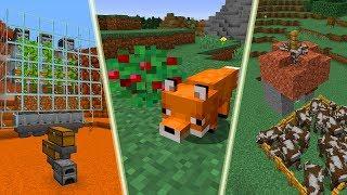 3 Farmy, Których Potrzebujesz w Minecraft 1.14!