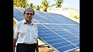 Inside a self-sustainable house in Chennai
