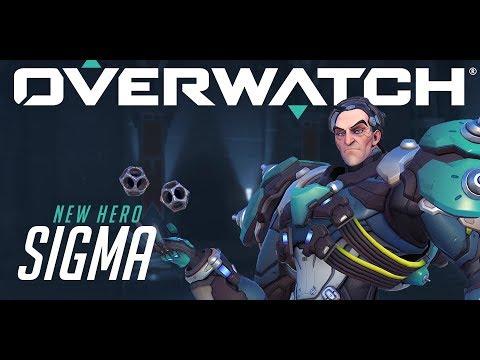 [Ya Disponible] Sigma - Overwatch
