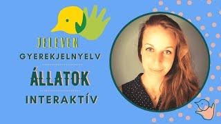 Jeleven online - INTERAKTÍV 4 - Állatok