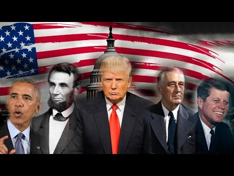 Presidents of the United States of America (Donald Trump, Obama, Kennedy, Etc..)