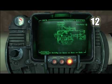 AH Guide: Fallout 3: Mill Worker (0-21) Achievement Walkthrough | Rooster Teeth |