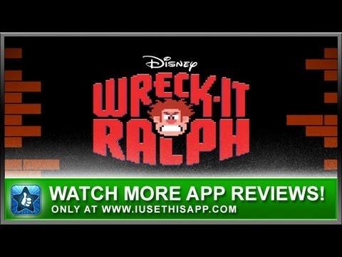 Fix it Felix Jr. iPhone App - Best iPhone App - App Review
