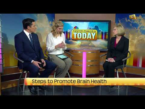 North Dakota Today Steps to Promote Brain Health Part One