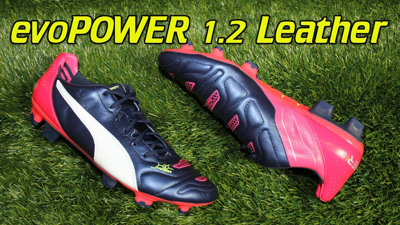 4dc380de7 Puma evoPOWER 1.2 Leather Review - Soccer Reviews For You