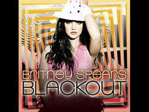 Britney Spears - Get Naked (I Got A Plan)- BLACKOUT (LYRICS)