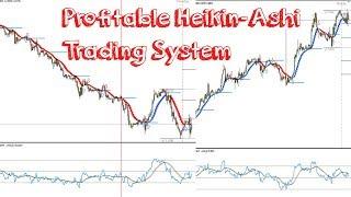 Heiken-Ashi charts for intraday forex trading strategies?100%Profitable Heikin-Ashi Trading System