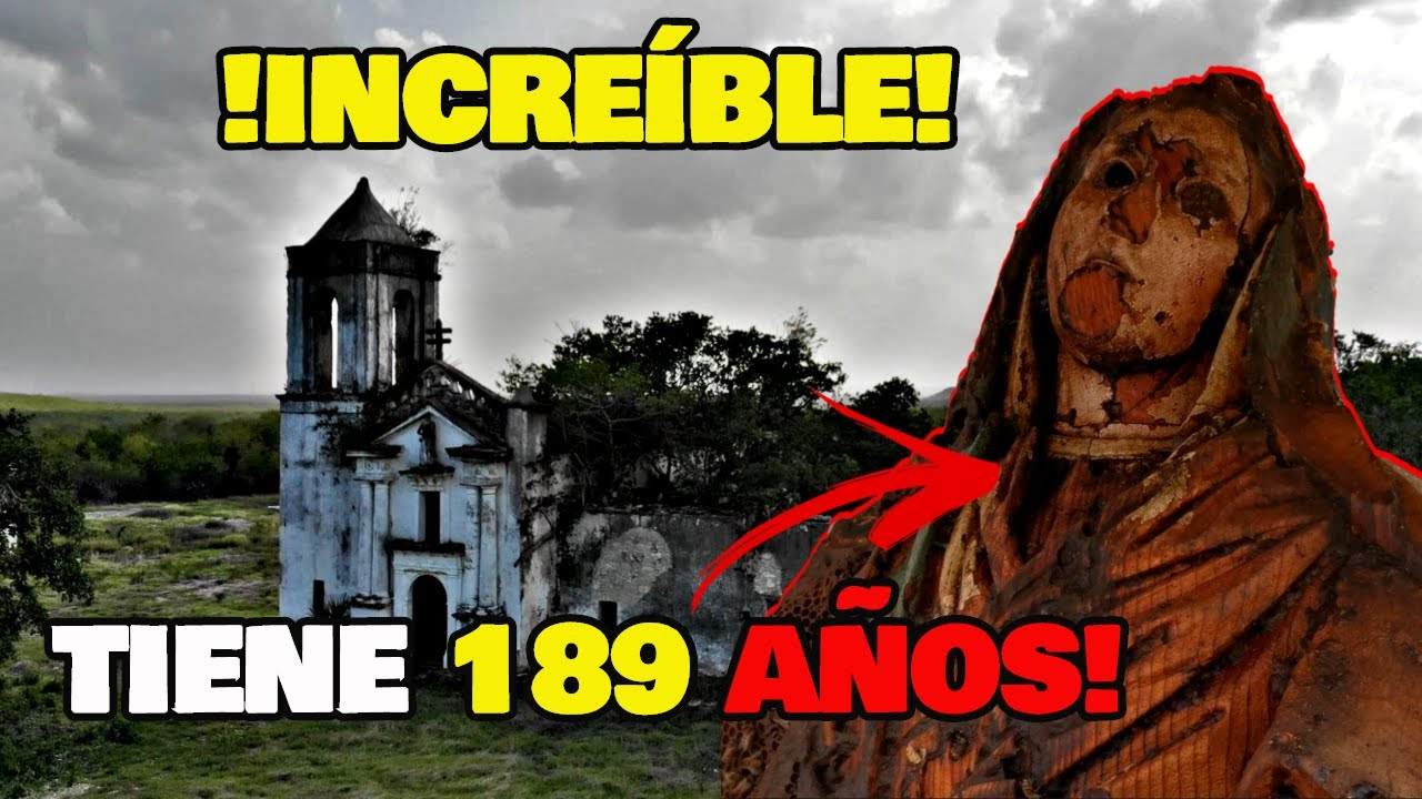 Alamitos, La MISTERIOSA Hacienda Abandonada Dónde el Tiempo Parece estar Detenido!