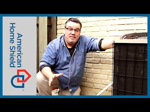 Air Conditioning Repair And Maintenance - Condensate Drip Line - American Home Shield