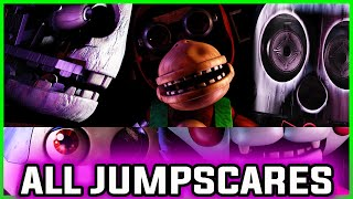 FIVE NIGHTS at CANDY'S 2 ALL JUMPSCARES, ALL ANIMATRONICS | Five Nights at Candy's 2 All Animatronic