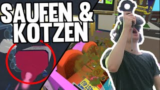 SAUFEN & KOTZEN IN VIRTUAL REALITY