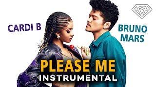 Cardi B & Bruno Mars – Please Me (Instrumental) [Reprod. By Diamond Style]