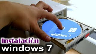 Instalación de windows 7 Ultimate(, 2012-05-23T19:27:32.000Z)
