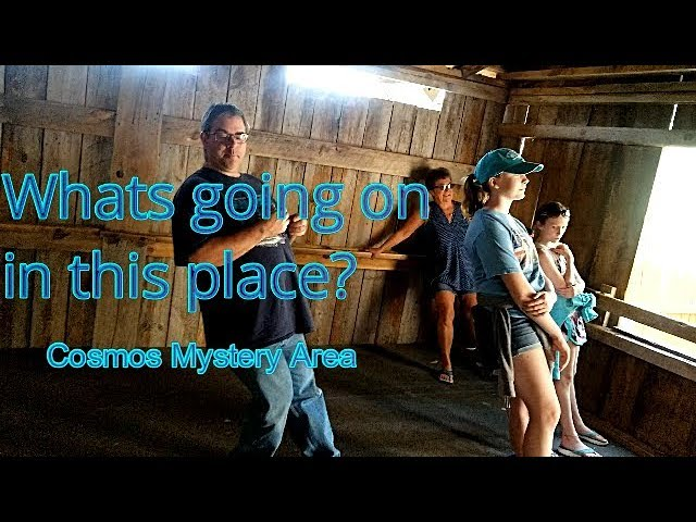 Cosmos Mystery Area Strangest Place In The Black Hills Rvswat Youtube