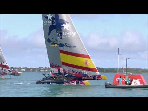 Day 2 Red Bull Youth America's Cup, June 13 2017