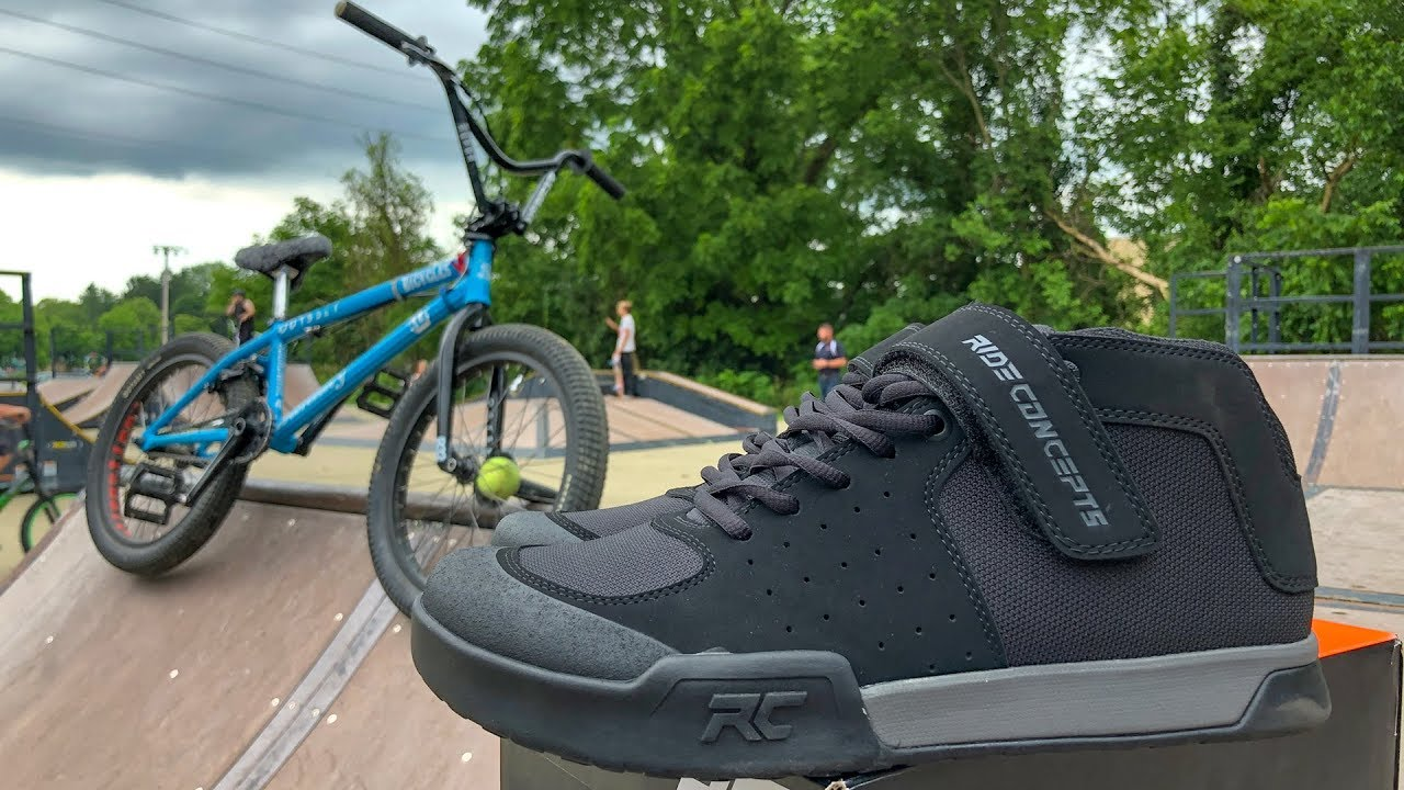 The Best Shoes For BMX?! - YouTube
