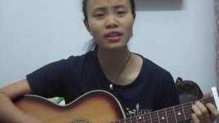 [Guitar cover] Quay lưng ^^